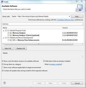 installNewSoftware
